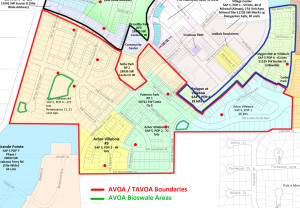 AVOA Boundaries